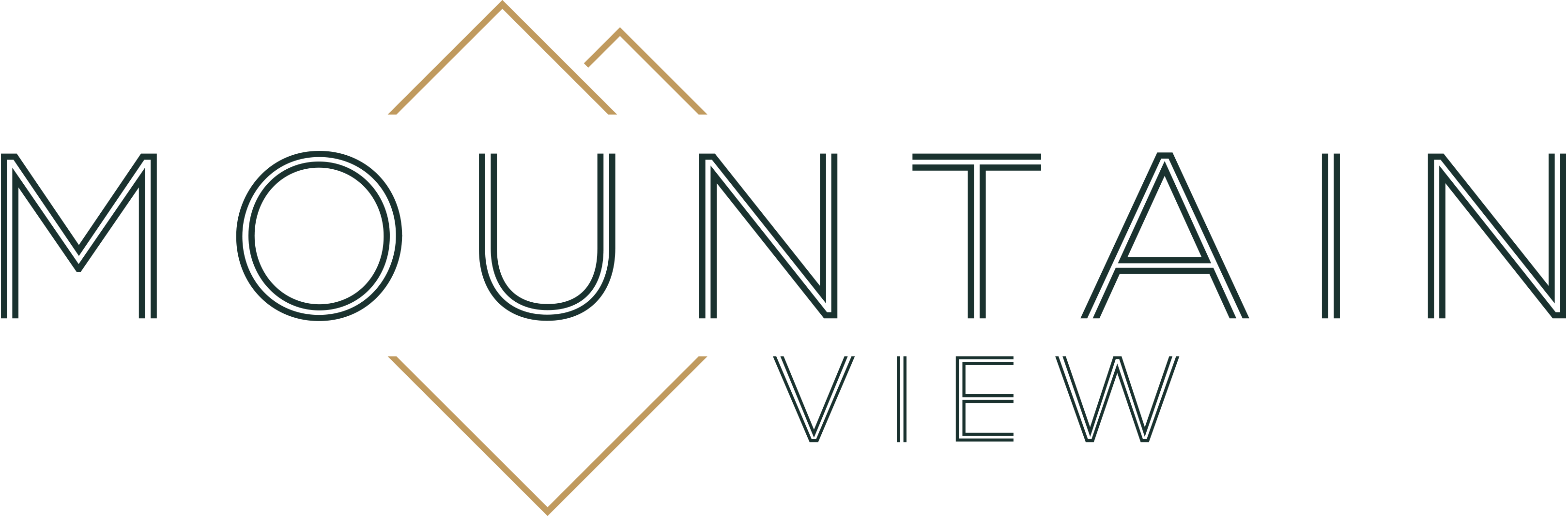 Logo for Mountain View